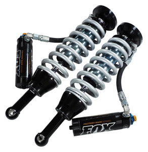 "FOX Factory Race Series w/ DSC Reservoir Front Coilover, 0-3"" Lift, 2003+ 4Runner / 2007+ FJ Cruiser 2/4WD"