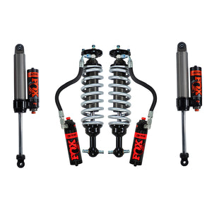 "FOX Factory Race Series w/ DSC Reservoir, Front/Rear Set, 2-3"" Lift, 2019+ Ranger 2/4WD"