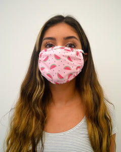 Watermelon Print Mask