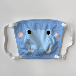 Kids' Hippo Mouth Mask