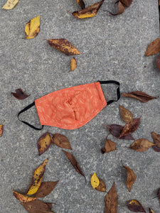 Fall Foliage Mask
