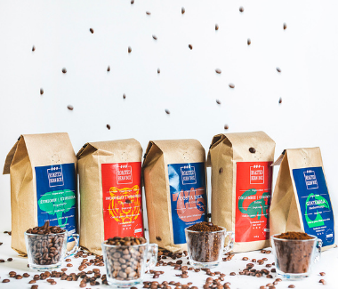 roasted bean box coffees