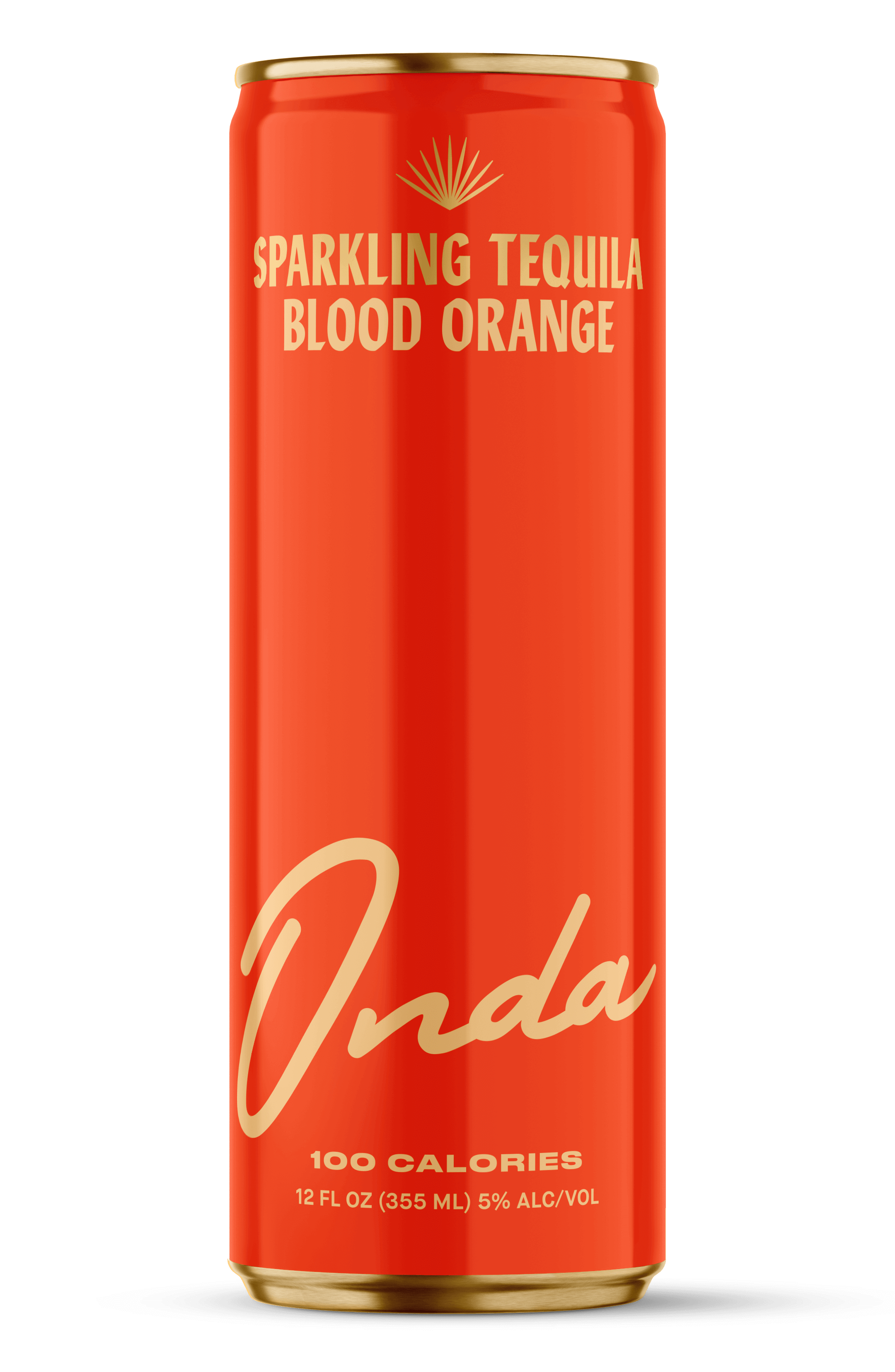 Sparkling Tequila Blood Orange