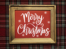 Load image into Gallery viewer, Merry Christmas Print Kmoe Design Co.