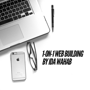 1-on-1 Web Building Mentoring (Shopify)