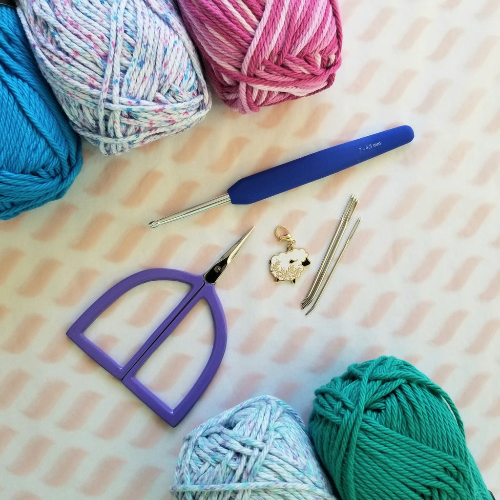 Create the Perfect Crochet Kits for Beginners