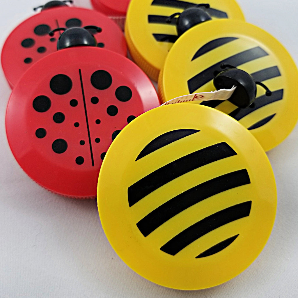 Ladybug and Bee Tape measure