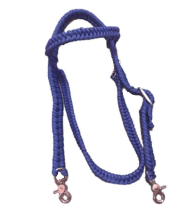 Paracord Bridle (with reins)