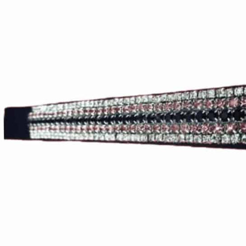 Crystal Browband, Coloured