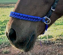 Load image into Gallery viewer, Paracord Side Pull Bridle Converter