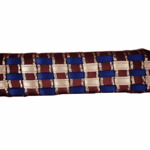 Ribbon Browband, Micro-checkerboard