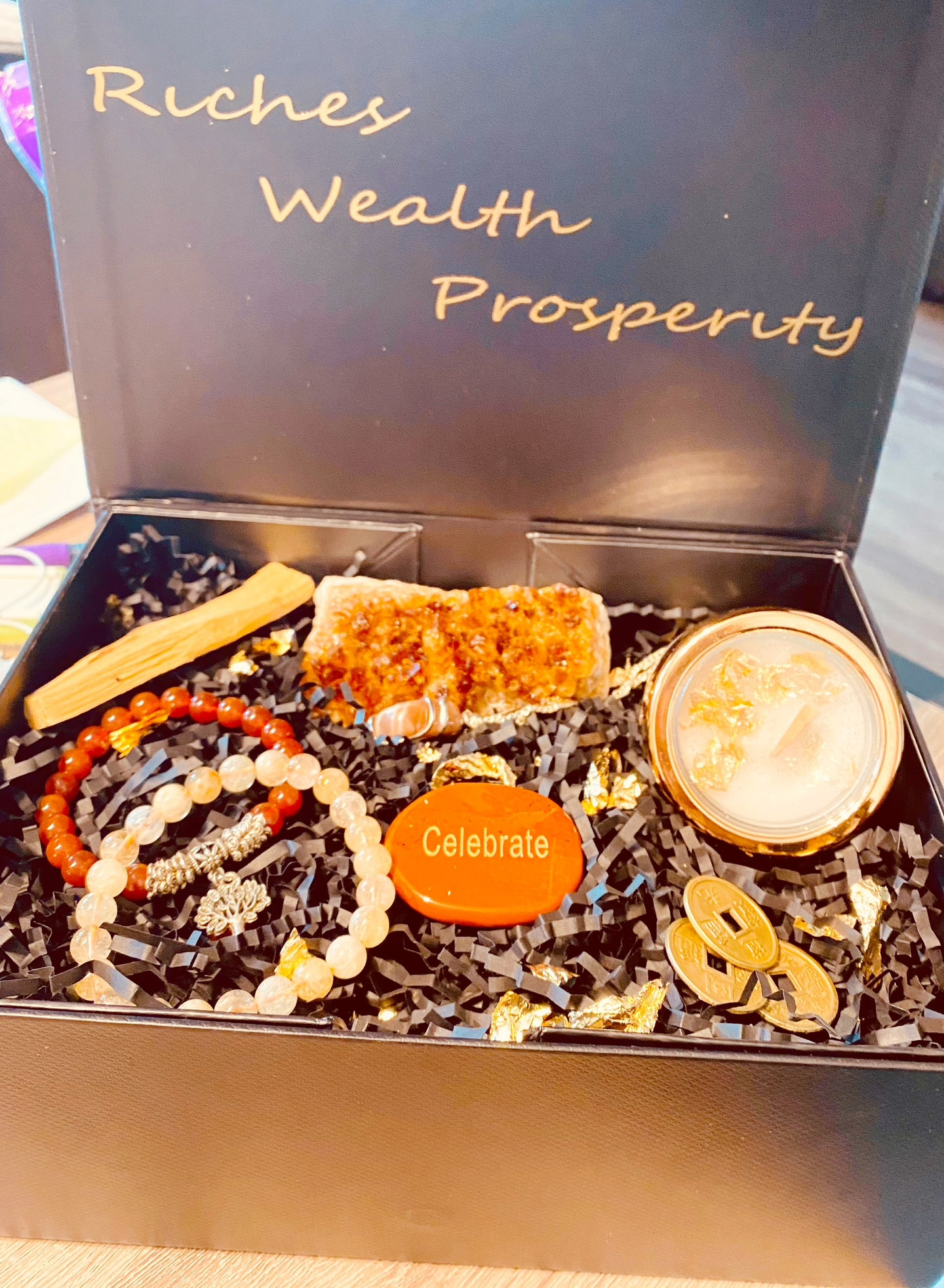Prosperity Box - The Kori J. Collection