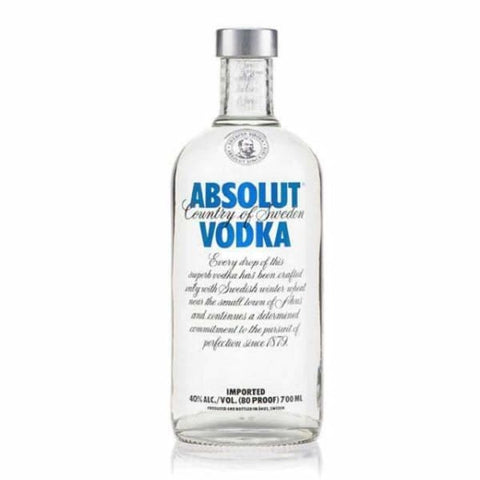 Absolut Vodka, 700ML - Liquor Mart online gifts NZ