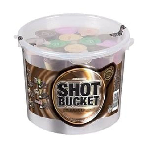 Shots Bucket of 28 mix shots - Rtds