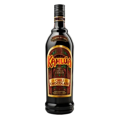 KAHLUA CHILLI CHOCOLATE 700ML - Liquor Mart online gifts NZ