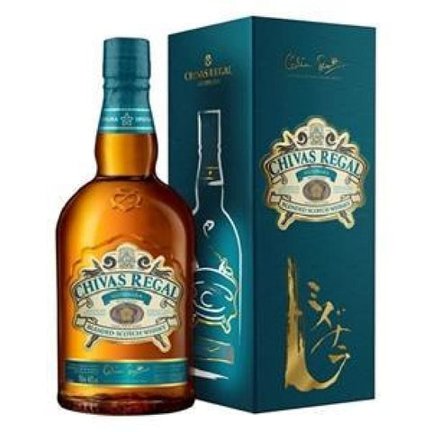 CHIVAS REGAL MIZUNARA WHISKY 700ML - Liquor Mart online gifts NZ