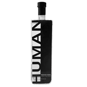 HUMAN premium NZ Vodka