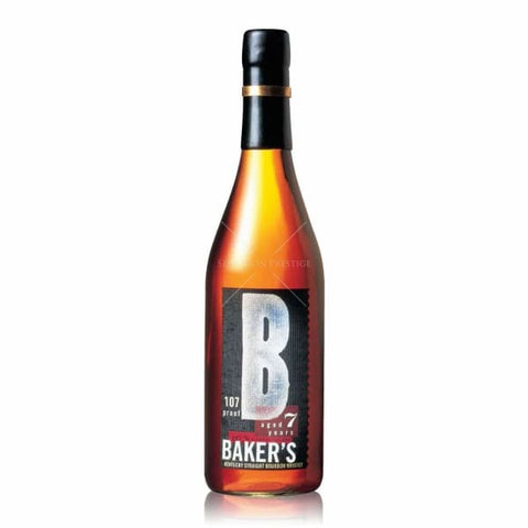 Baker's 7YO 53.5% Bourbon 750ml - Liquor Mart online gifts NZ