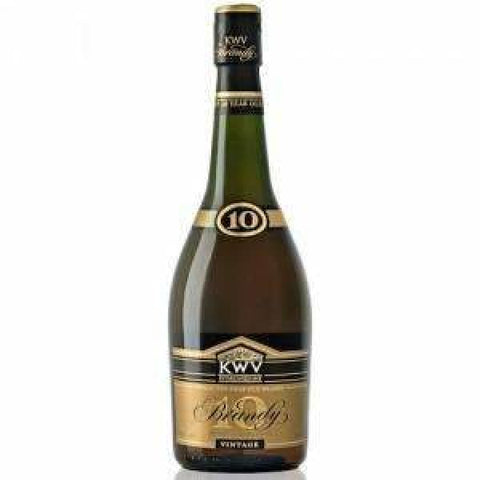 KWV 10YO Brandy 750ml - Liquor Mart online gifts NZ