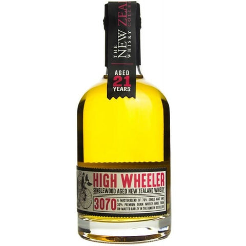 High Wheeler 21YO MasterBlend 350ml - Liquor Mart online gifts NZ