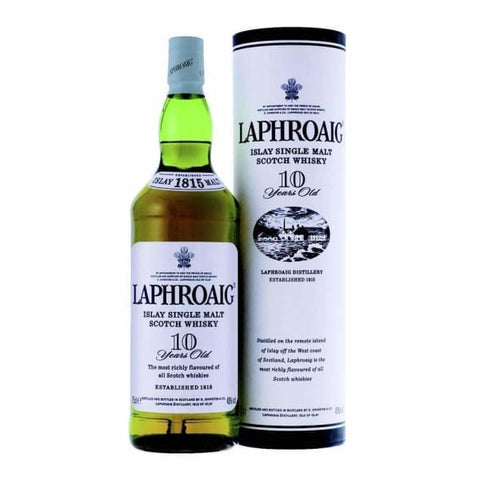 LAPHROAIG MALT 10YO 700ML - Liquor Mart online gifts NZ