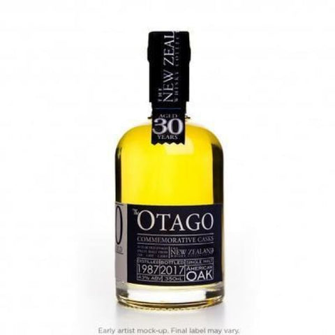 The 1987 Otago Commemorative Cask 30YO - Liquor Mart online gifts NZ