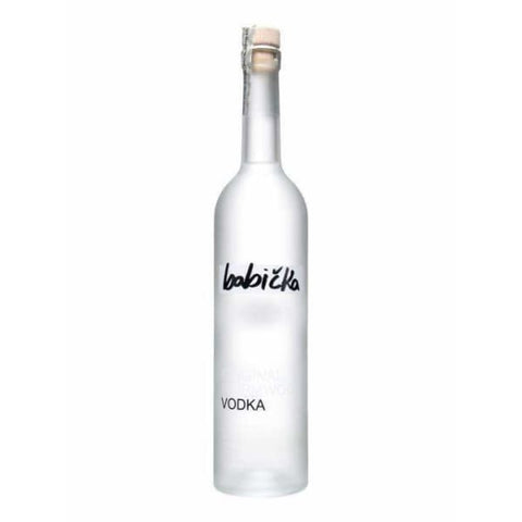 BABICKA WORMWOD Vodka NUPK 750ML - Liquor Mart online gifts NZ