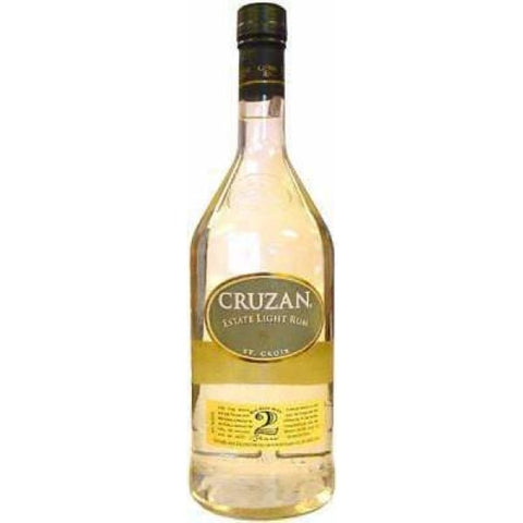 CRUZAN LIGHT RUM 2YO 750ML - Liquor Mart online gifts NZ