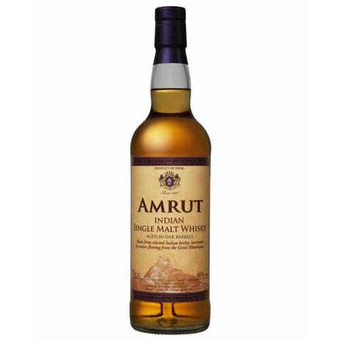 AMRUT SINGLE MALT WHISKY 700ML - Liquor Mart online gifts NZ