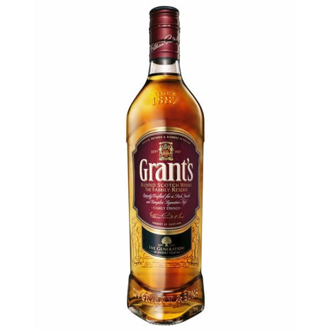 Grants BIS Whisky 40%, 700ml - Liquor Mart online gifts NZ