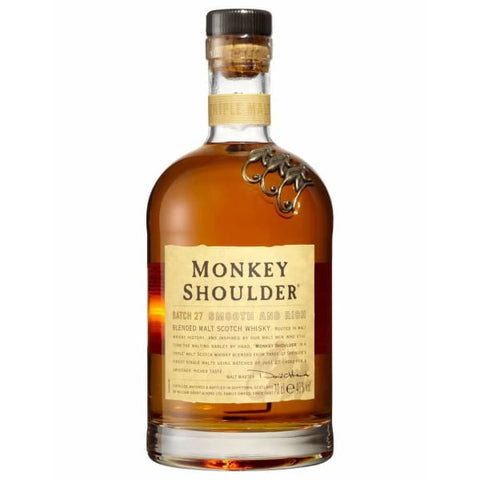 MONKEY SHOULDER SCOTCH 700ML - Liquor Mart online gifts NZ