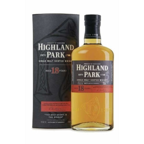 HIGHLAND PK 18YO SCOTCH 700ML - Liquor Mart online gifts NZ