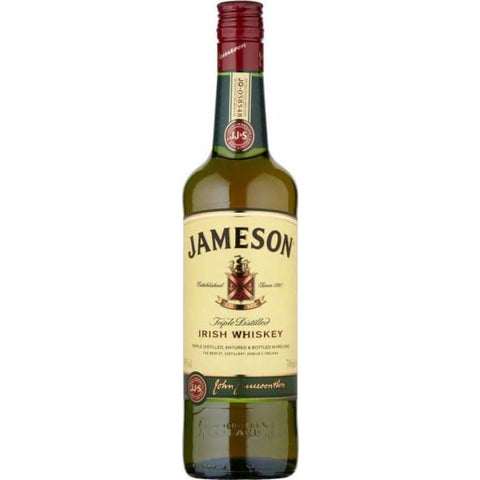Jameson Irish Whiskey, 700ml - Liquor Mart online gifts NZ