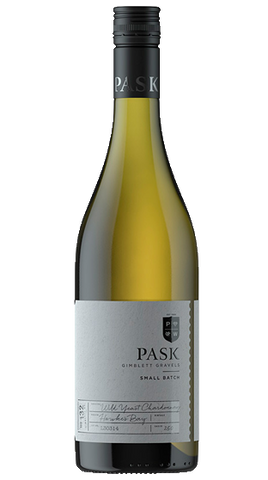 Pask Small Batch Wild Yeast Chardonnay 2016 750ml