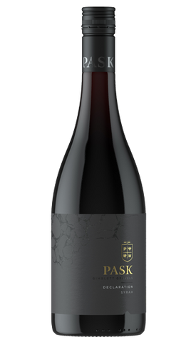 Pask Declaration Syrah 2014 750ml