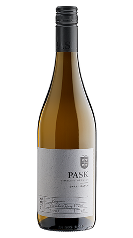 Pask Small Batch Viognier 2018 750ml