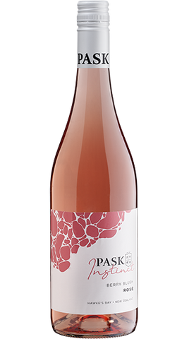 Pask Berry Blush Rose 2019
