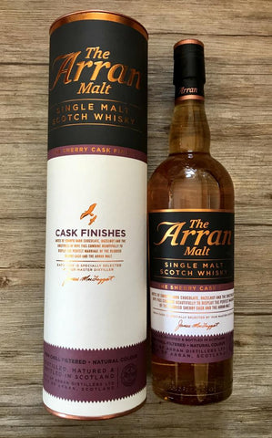 Arran Sherry cask Finish 700ml, 46%