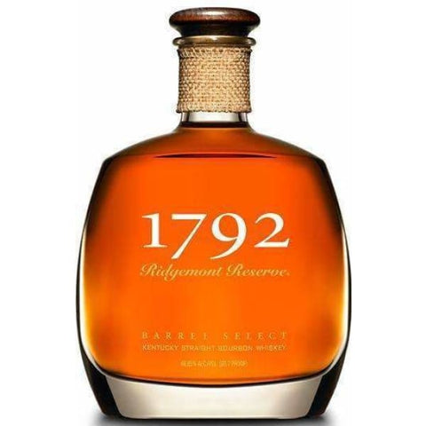 1792 Ridgemont  Reserve Bourbon 750ml - Liquor Mart online gifts NZ