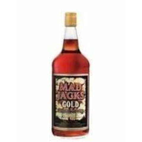 Mad Jacks Gold Bourbon 13.9%,1 litre - Liquor Mart online gifts NZ