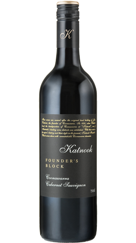 Katnook Founder's Block Cabernet Sauvignon 2013, 750ml - Liquor Mart
