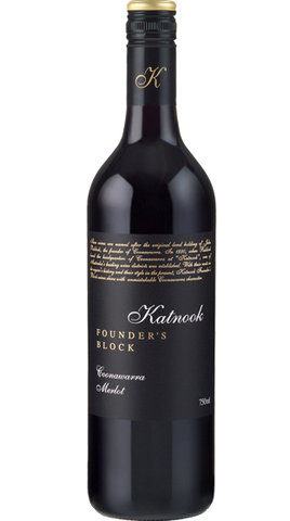 Katnook Founder's Block Merlot 2011, 750ml - Liquor Mart