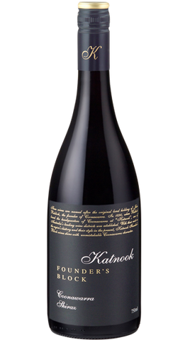 Katnook Estate Founders Block Shiraz 2015 750ml