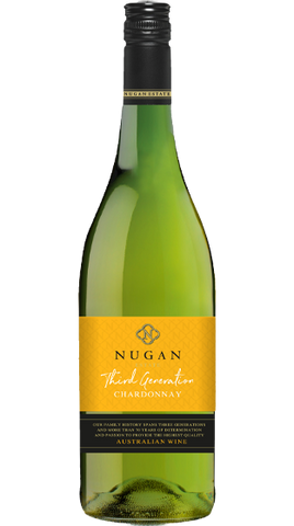 Nugan Third Generation Chardonnay 2012, 750ml - Liquor Mart