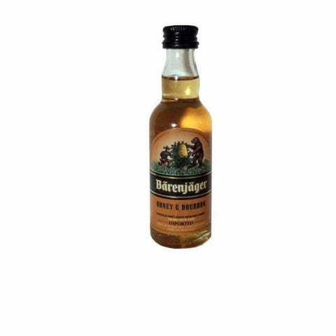 Barenjager Honey Bourbon Liqueur 35% 50mL X6 - Liquor Mart online gifts NZ