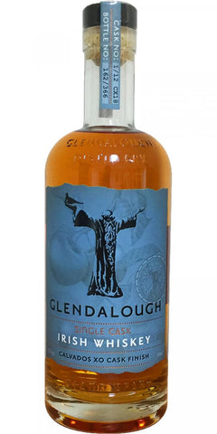 Glendalough Calvados cask finish Irish Whiskey 700ml, 42%