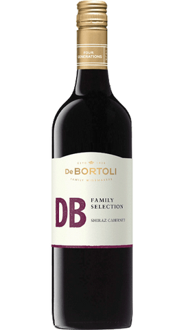 De Bortoli Family Selection Shiraz Cabernet NV 2012 750ml