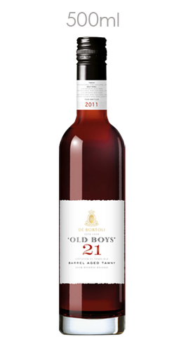De Bortoli Old Boys - Barrel Aged Tawny - 21 Yr Old 500ml