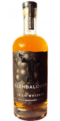 Glendalough Burgundy cask finish Irish Whiskey 700ml, 42%