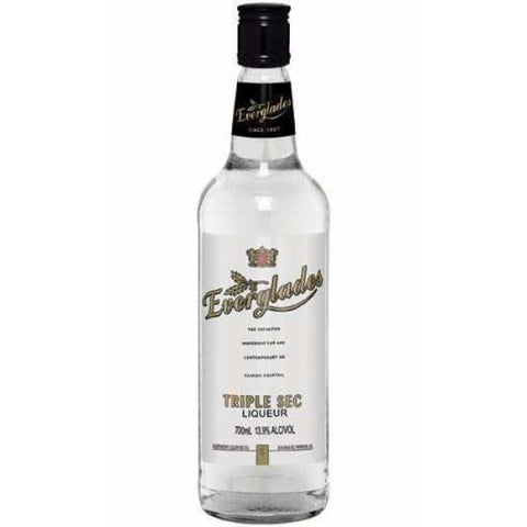 Everglades Triple Sec 13.9%, 700ml - Liquor Mart online gifts NZ